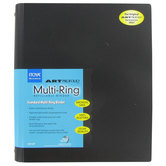 Itoya Art Profolio Multi-Ring Binder